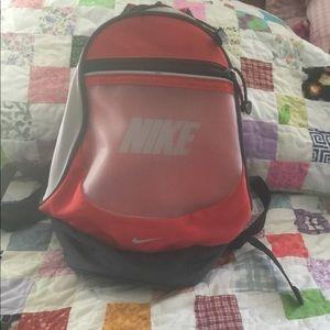Nike small walking backpack